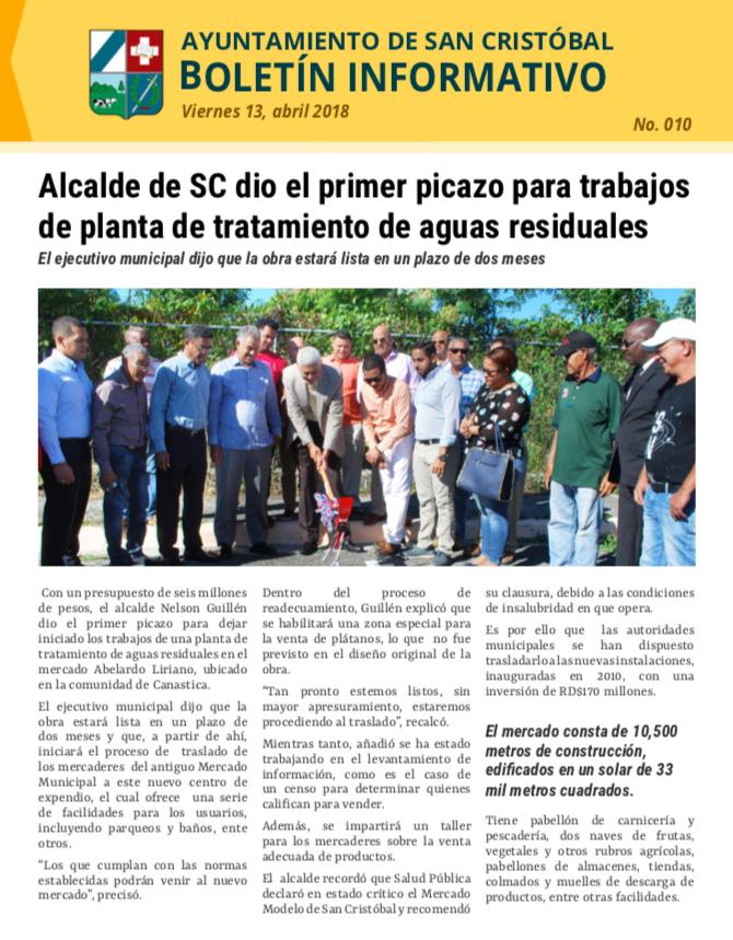 Boletín Municipal