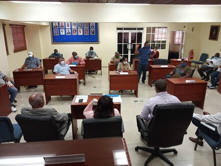 Mediante resolución número 13-2020 Consejo de Regidores del Ayuntamiento local declara el 6 de noviembre del 2020 Día de Regocijo Municipal