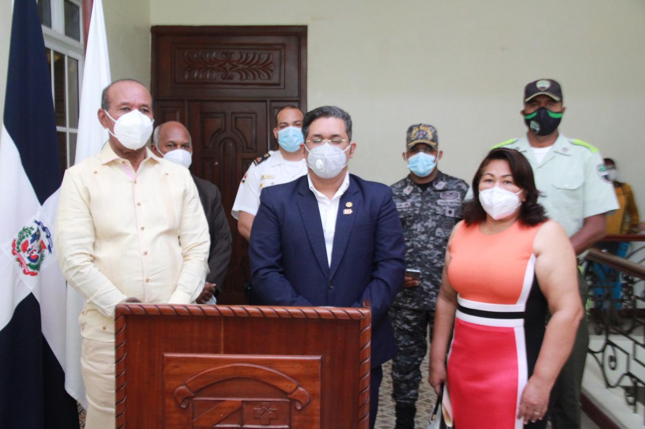 Alcaldía de San Cristóbal coordina acciones contra el COVID-19