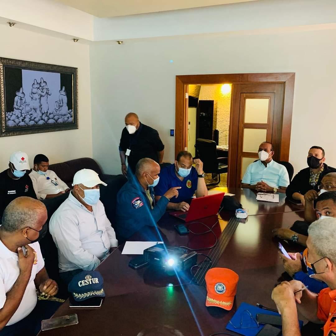 Alcaldía de San Cristóbal activa su Comité de Emergencia ante amenaza de la tormenta Elsa