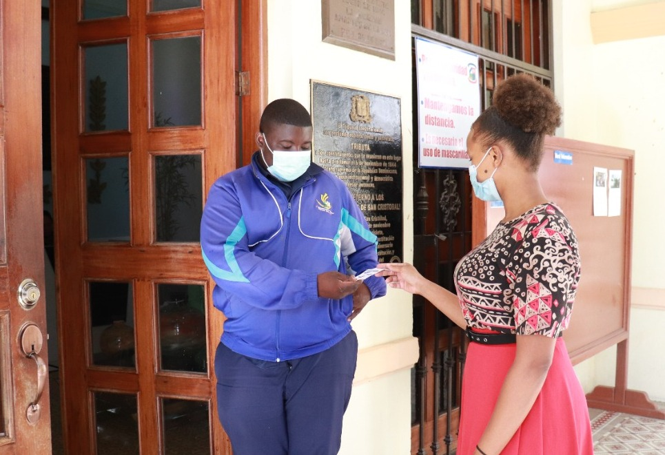 Ayuntamiento SC exige a visitantes mostrar estén vacunados.